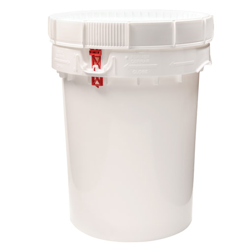 Life Latch® 12 Gallon Plastic Drums