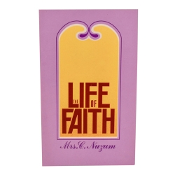 Mrs c nuzum life faith