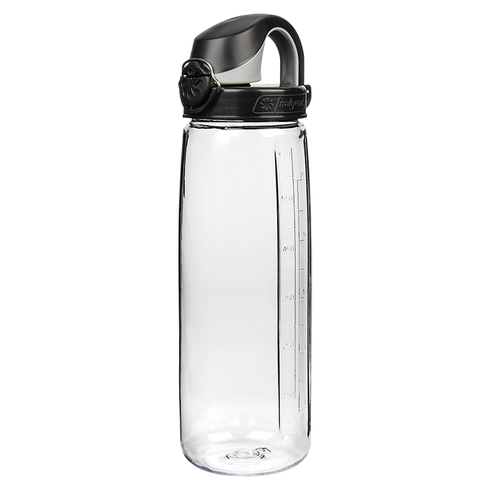 24 Oz Clear Nalgene 174 On The Fly Tritan Water Bottle With