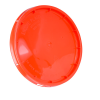 Orange Tear Tab Cover with Gasket