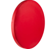 Red Heavy Duty Cover for 55 Gallon Tanks & Drums
