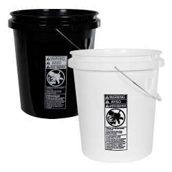 5 Gallon Economy Buckets