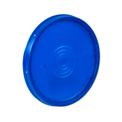 Blue Standard Bucket Lid