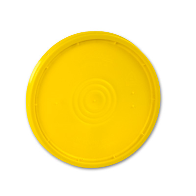 Yellow Standard Bucket Lid