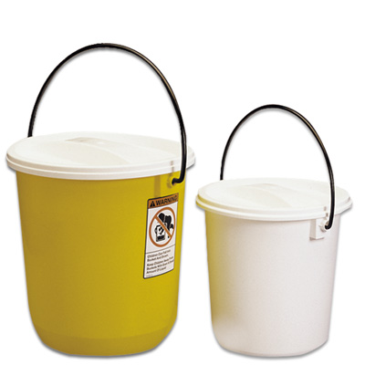 Thermo Scientific™ Nalgene™ Graduated Air-Tight Pails