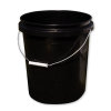 Black 5 Gallon Economy Buckets