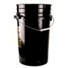 7 Gallon Black Bucket