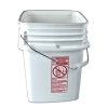 5 Square Gallon Pail