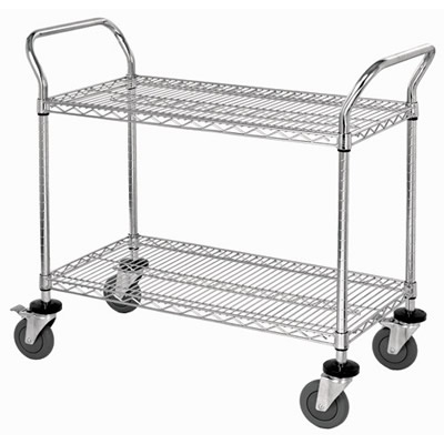 quantum q stor wire shelving mobile carts u s plastic. Black Bedroom Furniture Sets. Home Design Ideas