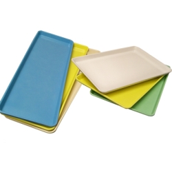 Molded Fiber Glass Prep Trays