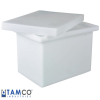Tamco® Heavy Duty Polyethylene Tanks with Internal Flanges