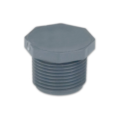 Plug PVC Socket Fittings
