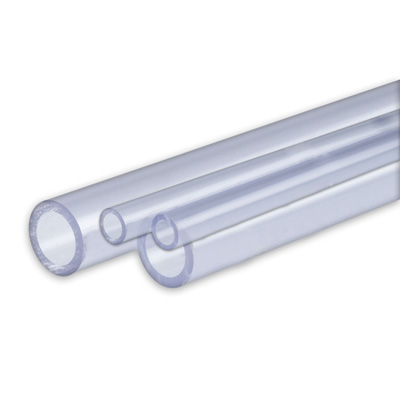 Transparent Rigid PVC Pipe
