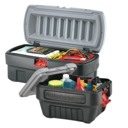 Rubbermaid storage containers sizes metric