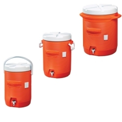 Rubbermaid® 3, 5, and 10 Gallon Water Jugs