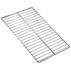 "Crome Plated Wire Shelf - 21""L x 12-3/4""W x 3/8""H"