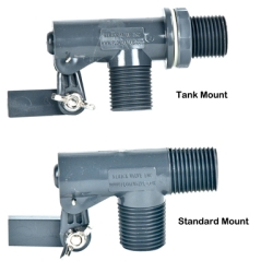 Tank & Standard Mount Float Valves