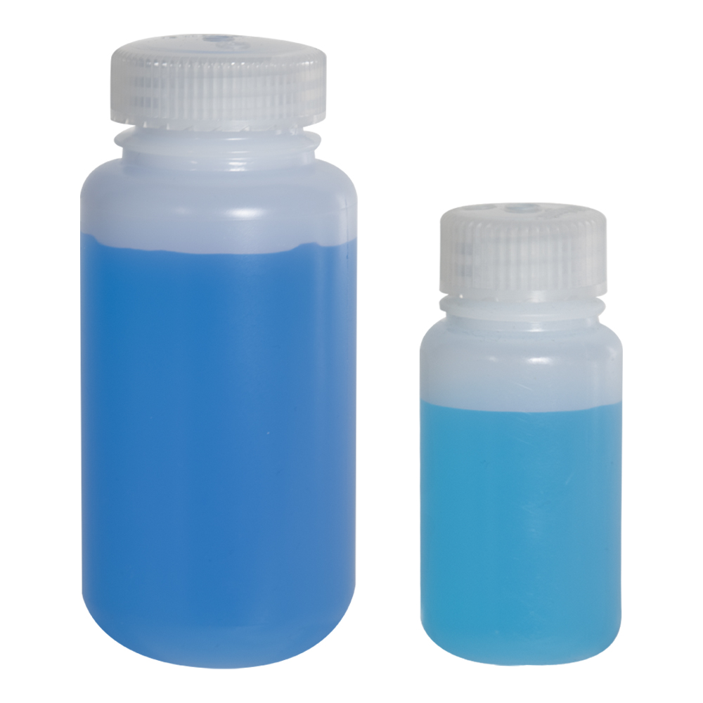 Thermo Scientific™ Nalgene™ Small HDPE Wide Mouth Bottles