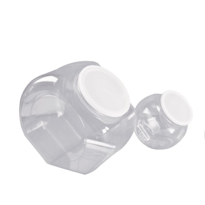 Clear Containers with Snap on Lids