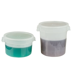 Containers with Handles & Lids