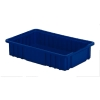 "16-1/2""L x 10-7/8""W x 3-1/2""H Dark Blue Divider Box"