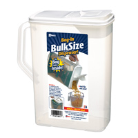 Buddeez� Bag-In Dispenser for Bulk Foods