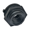 "1/2"" Polypropylene Loose Tank Fitting with Viton™ Gasket"