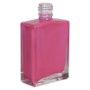 1 oz. Clear Rectangular Glass Bottle with 15/415 Neck (Cap Sold Separately)