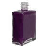 2 oz. Clear Rectangular Glass Bottle with 18/415 Neck - Case of 108 (Cap Sold Separately)