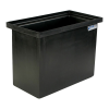 "22 Gallon Polyethylene Tamco® Tank -  24"" L x 12"" W x 18"" Hgt. (Can Ship UPS)"