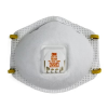 3M™ 8511 N95 Particulate Respirator for Grinding/Sanding in Warm Areas