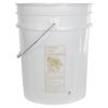 Premium Natural 5 Gallon Bucket