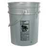 Premium Silver 5 Gallon Bucket