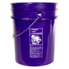 Premium Purple 5 Gallon Bucket