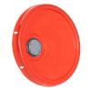 Orange Pour Spout Bucket Lid