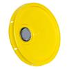 Yellow Pour Spout Bucket Lid