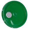 Green Pour Spout Bucket Lid