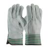 Top Grade Gauntlet Cuff Leather Work Gloves