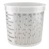 Leaktite® 2-1/2 Quart HDPE Multi-Ratio Container (Lid Sold Separately)