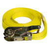 Single Ratchet Strap for Ground Protection Mat