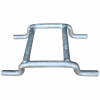 Double Round Turn-A-Link Connector for Ground Protection Mat