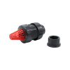"1-1/4"" Combo Check Valve with EPDM O-Ring"
