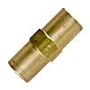 """3/4"""" FNPT x 3/4"""" FNPT Series 1215 Brass Check valve with Buna-N Seals - 1 PSI"""