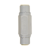 """3/8"""" OD Push-to-Connect x 3/8"""" OD Push-to-Connect Series 426 PVC Check Valves with Buna-N Seals"""