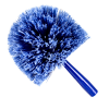 Flo-Pac® Round Duster with Soft Flagged PVC Bristles