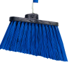 "56"" Sparta® Spectrum® Duo-Sweep® Angle Broom with Blue Bristles"