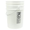 6 Gallon Round Buckets & Lids