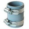 "1-1/4"" or -1-1/2"" Tubular Drain Pipe Connector"