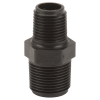 "3/4"" x 1/2"" Polypropylene Reducing Nipple"