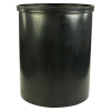 "85 Gallon Black Heavy Weight Tank - 27"" Dia. x 34"" High (Cover Sold Separately)"